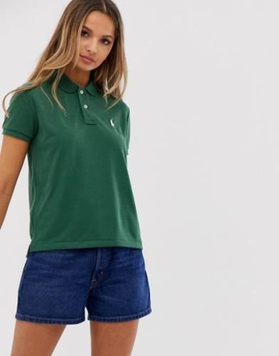 Polo de malla en tejido sostenible de Polo Ralph Lauren